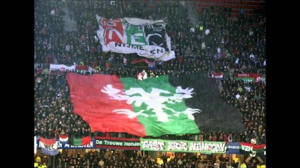 Holandia: Cały mecz Golli, zwycięstwo NEC