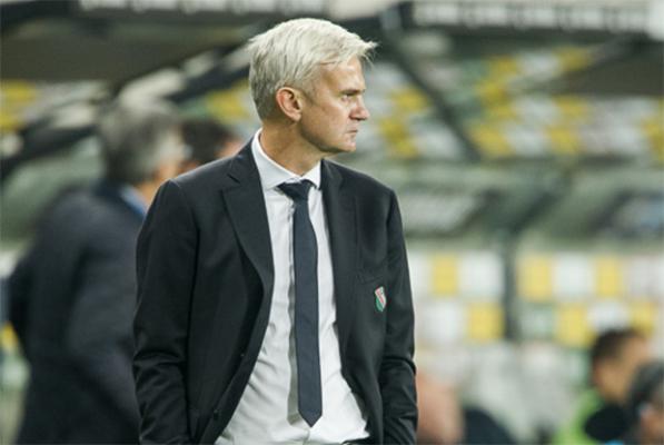 Jacek Magiera: Zagraliśmy świetny mecz