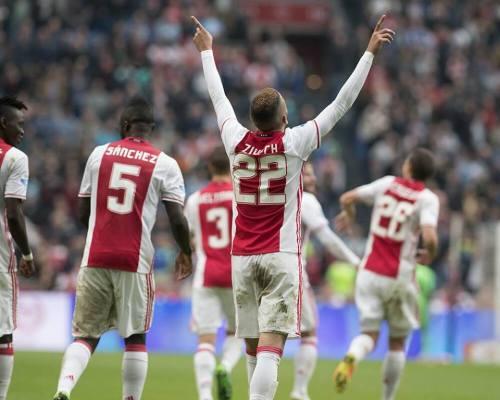 Szóste zwycięstwo Ajaksu Amsterdam