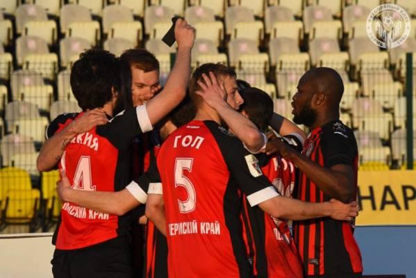 Rosja: 90 minut Gola, remis Amkara z Ufa