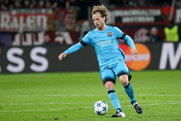 Juventus chciałby sprowadzić Ivana Rakitica?