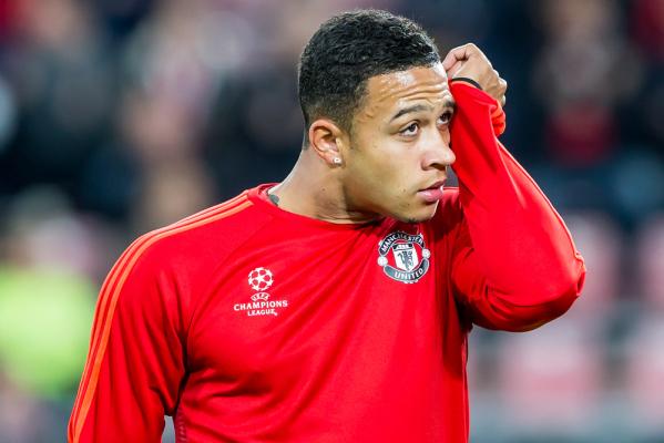 Milan wypożyczy Depaya z Manchesteru United?