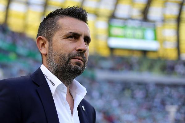 Trener Lecha zaskoczony popularnością futbolu w Polsce
