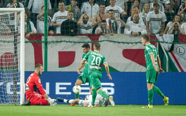 Wojtkowiak: Legia wyraźnie odżyła z Magierą