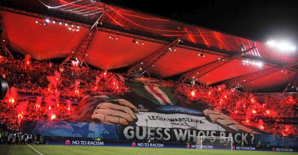 Real ogranicza sprzedaż biletów na mecz z Legią dla osób z Polski