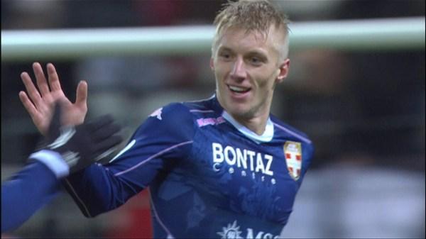 Odmówił gry z Polską i Czarnogórą z powodu kontuzji, zagrał z Barcą