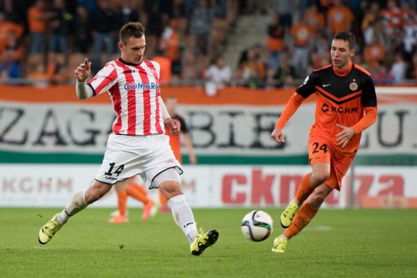 Dąbrowski: Znam swoje miejsce w kadrze