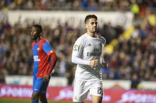 Isco: Nie chcę odchodzić z Realu Madryt