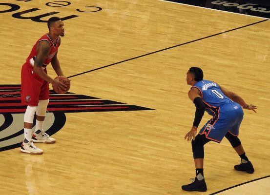 NBA: Lillard nie zamierza zmieniać klubu na lepszy
