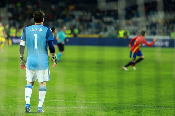 Buffon: Hiszpania bez Casillasa wygląda dziwnie
