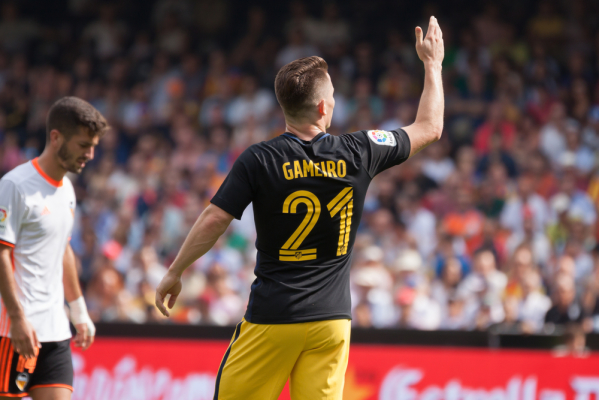 Kevin Gameiro: Chcę być liderem Atletico