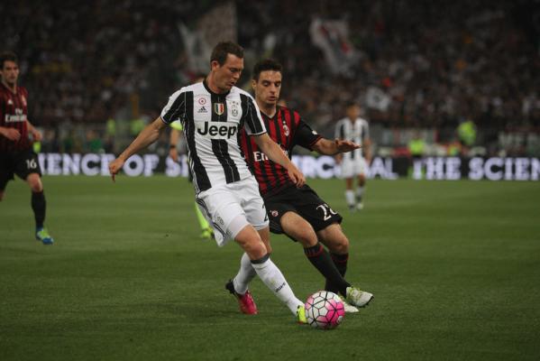 Lichtsteiner chce odejść z Juventusu