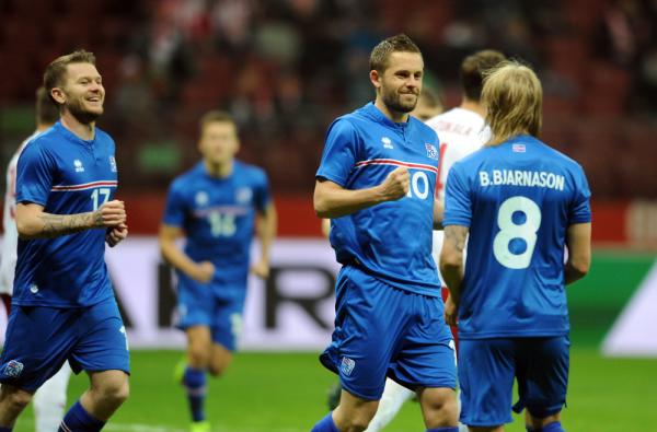 Niesamowita Islandia! Do 90 minuty przegrywali 1:2, ale wygrali 3:2!