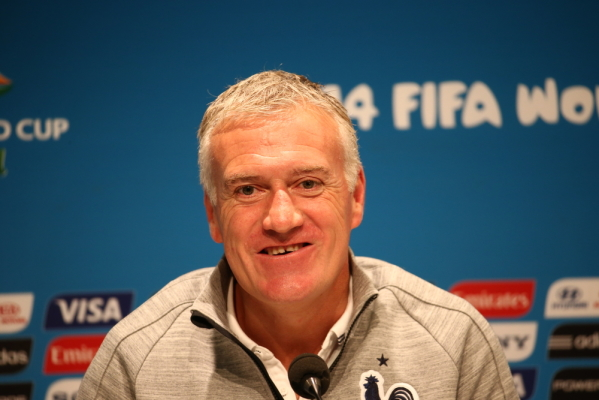 Trener Francji zadowolony z Gameiro
