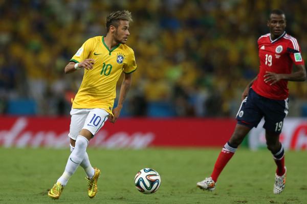 Neymar opuścił zgrupowanie kadry Brazylii