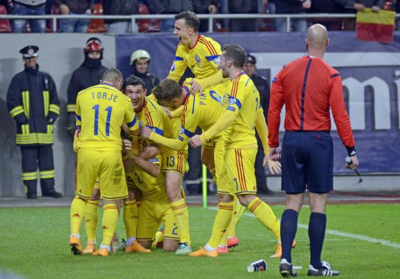 Rumunia i Czarnogóra rozbiły swoich rywali! 10 goli w naszej grupie!