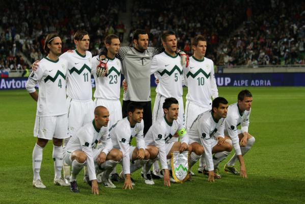Słowenia pokonała Słowację, remis Szkocji z Litwą
