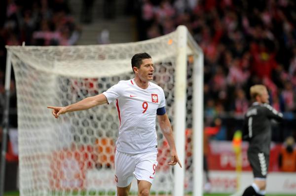Lewandowski: Do trzeciej bramki kontrolowaliśmy mecz