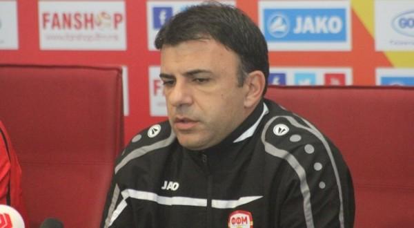 Trener Macedonii: Mamy jedną wspólną rzecz z Włochami