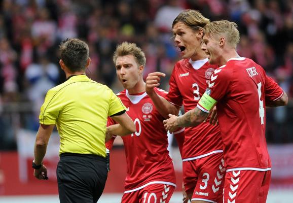 Eriksen: Karny? Polacy dostali prezent i od tej pory było już pod górę