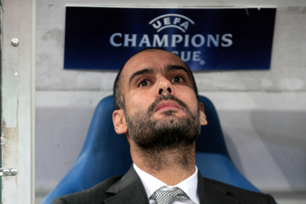 """""""Guardiola to bardziej marketingowiec niż trener"""""""
