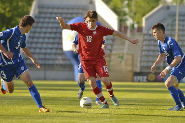 U-21: Polska rozbiła Czarnogórę. 6 goli biało-czerwonych