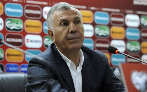 Trener Armenii: Mamy kłopoty kadrowe
