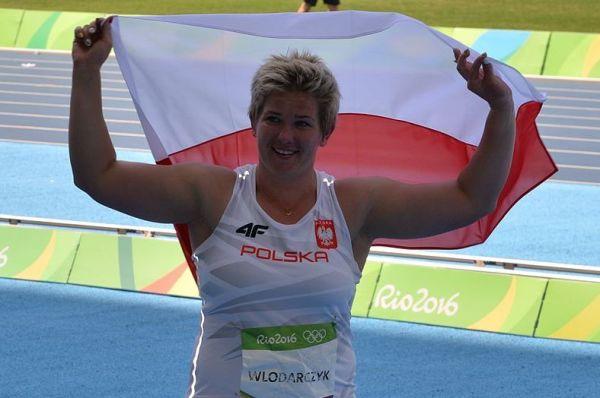 Anita Włodarczyk ze złotem igrzysk w Londynie! Rosjanka pozbawiona medalu