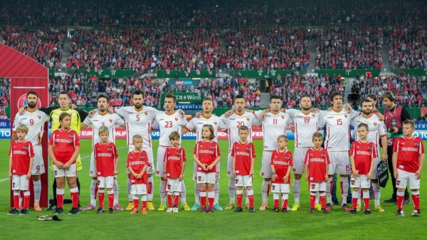 Czarnogóra pokonała Danię na wyjeździe i została liderem naszej grupy!