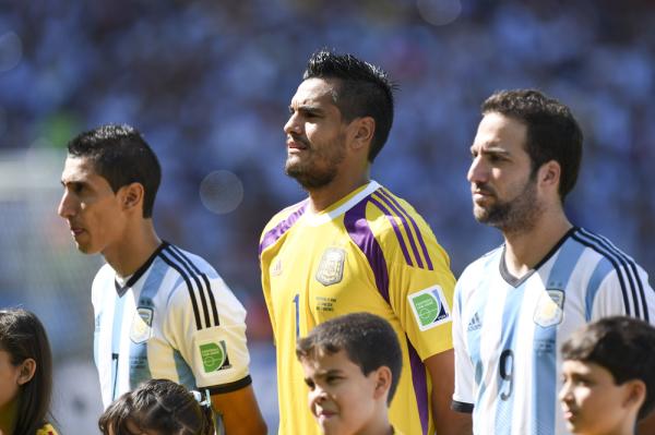 Wpadka Argentyny, Brazylia nowym liderem eliminacji