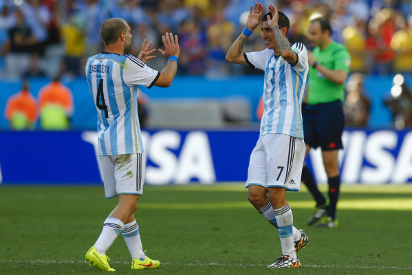Di Maria: Messi znalazłby rozwiązanie w takim meczu