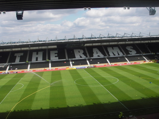 Championship: Steve McClaren nowym trenerem Derby County