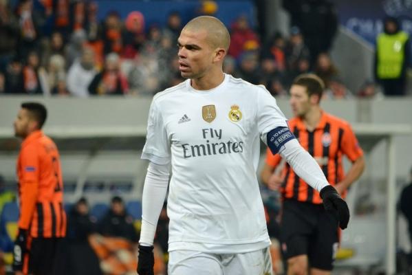 Pepe zostanie jeszcze rok dłużej z Realem Madryt
