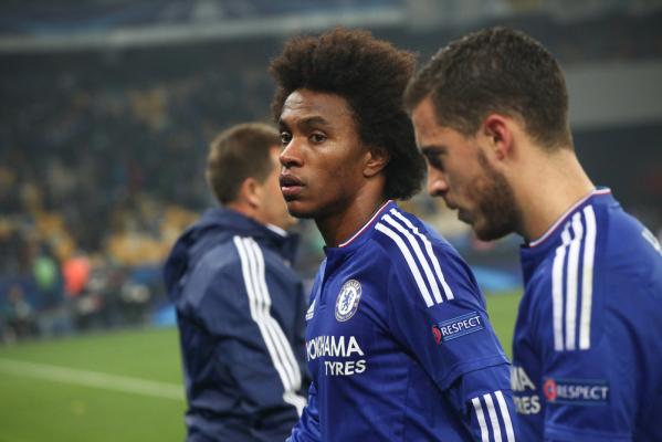Willian nie chce odchodzić z Chelsea