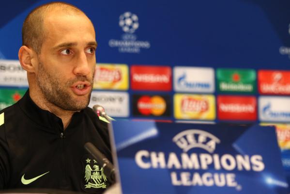 Pablo Zabaleta odejdzie z Manchesteru City?