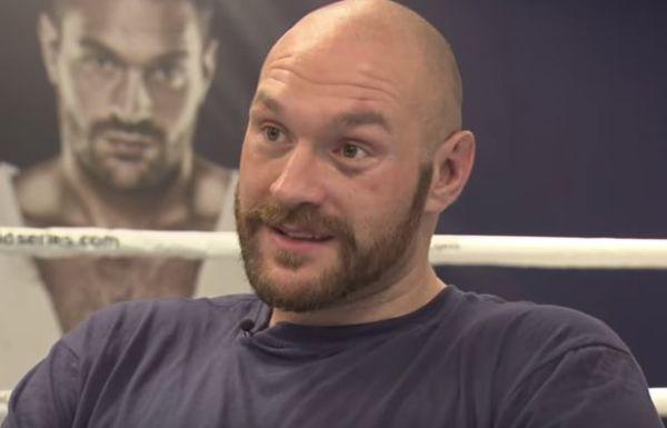 Tyson Fury oddał pasy mistrza świata federacji WBO i WBA!