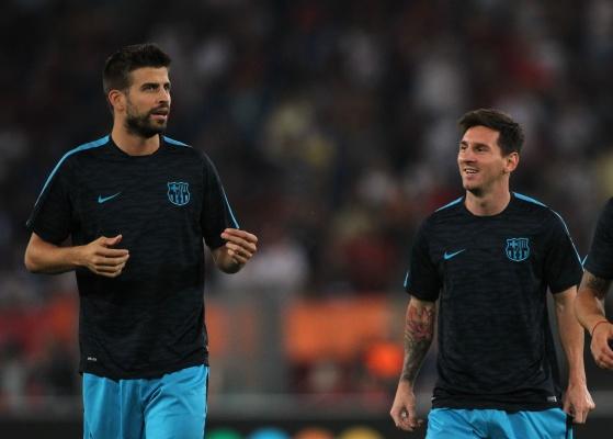 Pique: Jak Messi odejdzie będziemy nadzy