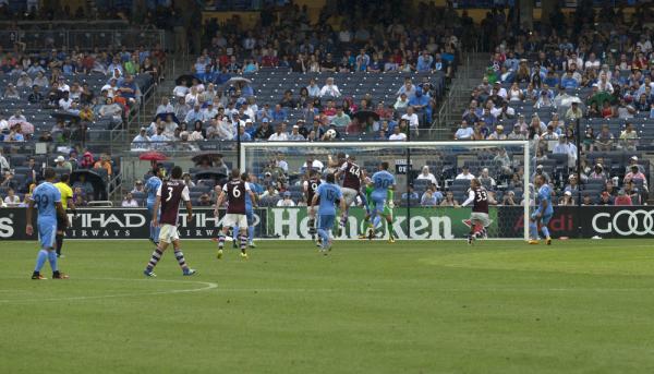 MLS: Doyle zapewnił Rapids trzecie z rzędu zwycięstwo