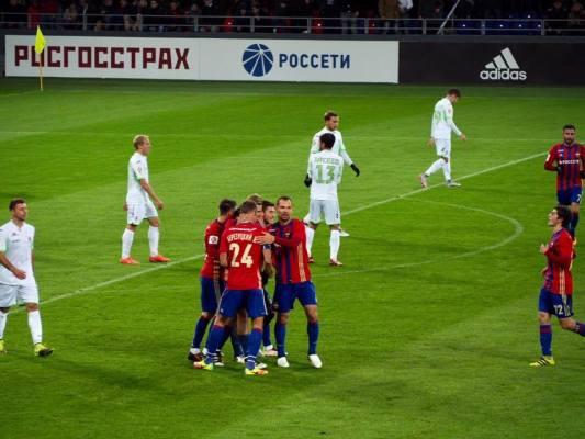 CSKA Moskwa pokonało FK Ufa