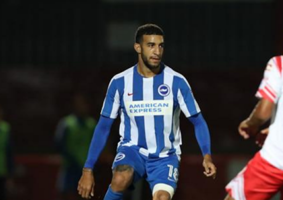 Goldson cztery lata dłużej w Brighton & Hove Albion FC
