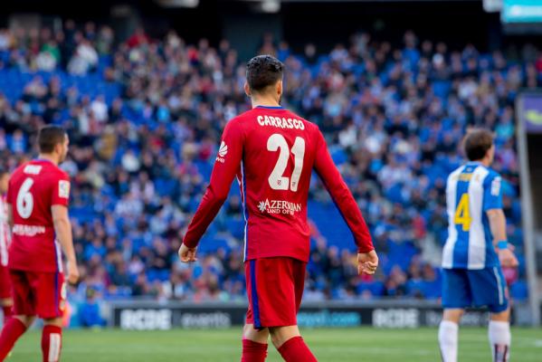 Atletico rozgromiło Granadę, hattrick Carrasco