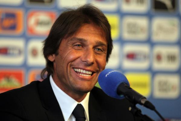 Conte zadowolony z agresywnej i intensywnej gry