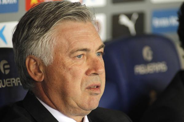Ancelotti: Nie mieliśmy dobrego nastawienia