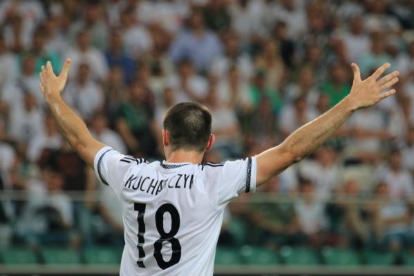 Michał Kucharczyk w Legii do 2019 roku