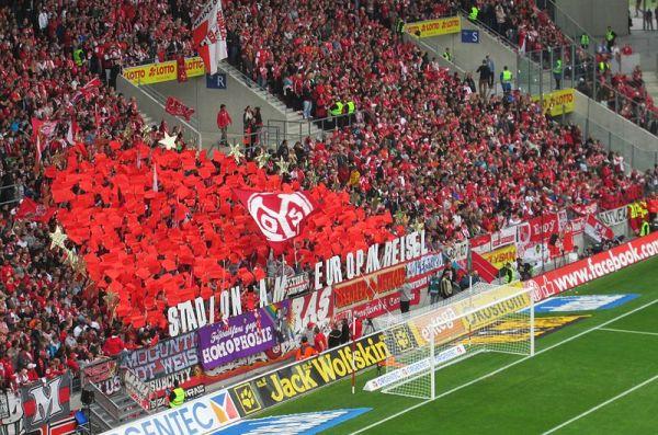 FSV Mainz lepsze od SV Darmstadt