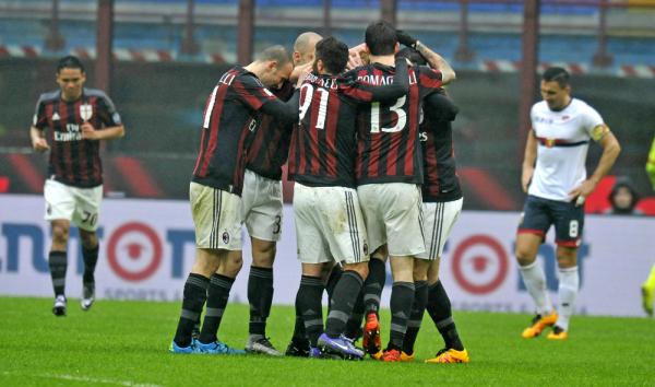 Kolejna wygrana Milanu w Serie A