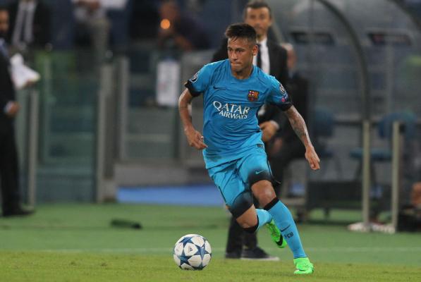 Barca potwierdziła kontrakt Neymara