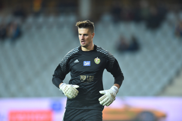 Mariusz Rumak: Teraz pierwszym bramkarzem jest Lubos Kamenar