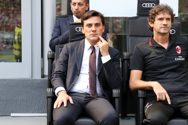 Montella: Scudetto? Nie bierzemy udziału w tej dyskusji