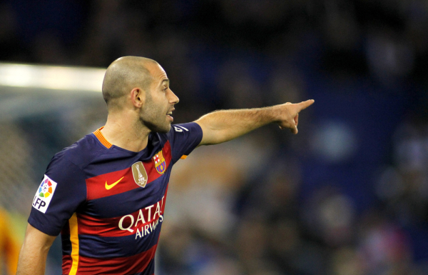 Mascherano: To mój ostatni kontrakt w Barcelonie